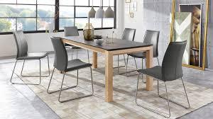 Esszimmer Aus Eiche Möbel Bohn Crailsheim Räume Esszimmer Tische Esstisch Mit