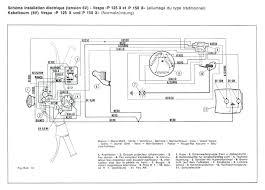 vespa wiring diagram lambretta series map cs