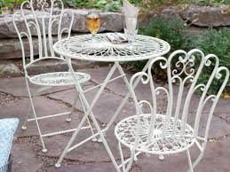 Patio Furniture Wrought Iron by Patio 38 Wrought Iron Garden Table Wrought Iron Patio