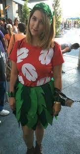 Halloween Costumes Lilo Stitch Handmade Lilo Hula Costume Blossomandbloomkids Etsy