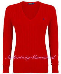 womens ralph sweater ralph s cable knit cotton v neck jumper xs