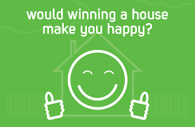 would winning a house make you happy stewart greens