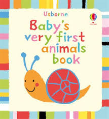 baby book baby s animals book at usborne books at home organisers