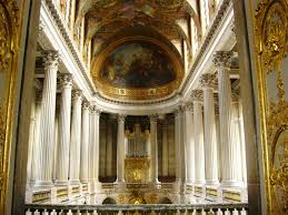 Palace Design Chateau De Versailles Palace France French Building Design Room
