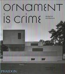 ornament is crime albert hill 9780714874166