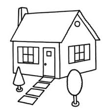 coloring page house house coloring page coloring pages house activities free free
