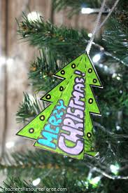christmas activities for big kids tree ornament and decoration