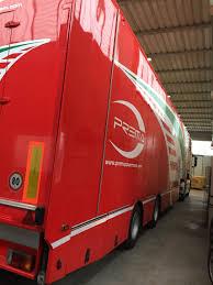 ferrari f1 factory used trailer ex ferrari f1 factory paddock 42
