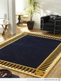 Black And Gold Rug 15 Exquisite Classic Area Rugs Home Design Lover