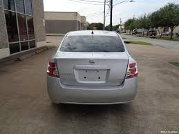 2008 nissan sentra interior 2008 nissan sentra 2 0 s for sale in houston tx stock 15311