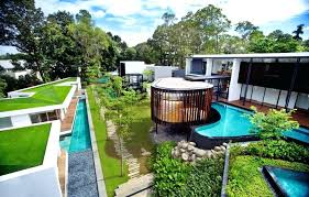House Gardens Ideas Modern House Gardens Collect This Idea Garden Lovely View Modern