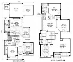 large modern home floor plans home design and style