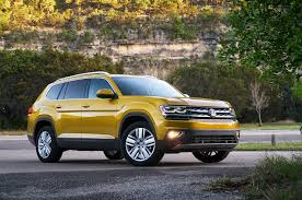 2018 volkswagen atlas pricing announced will start at 31 425