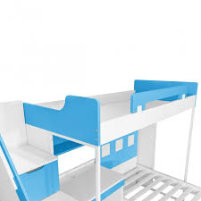 Milano Bunk Bed With Study Table - Milano bunk bed