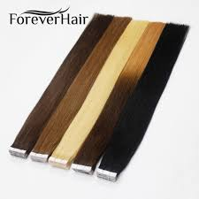 18 Remy Human Hair Extensions by Online Get Cheap Seamless Hair Extensions Aliexpress Com