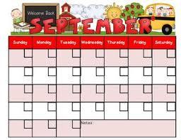 calendars teacher calendar template 40 best calendars images on pinterest monthly calender cover