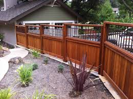 decorative wood fence panels home u0026 gardens geek