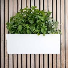 self watering planters u2013 vertical gardens direct