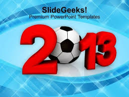 football 2013 powerpoint templates slides and graphics