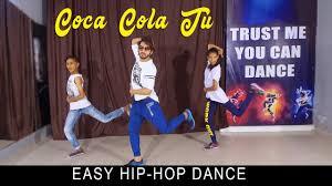 tutorial dance one more night coca cola tu dance video tony kakkar vicky patel choreography