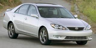 toyota 2006 le 2006 toyota camry values nadaguides
