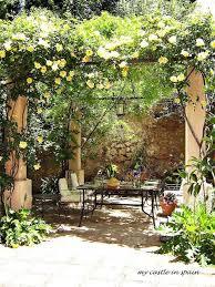 Outdoor Furniture In Spain - best 25 spanish garden ideas on pinterest spanish patio