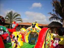 mickey mouse clubhouse bounce house party rental miami mickey mouse club house learning park part 1