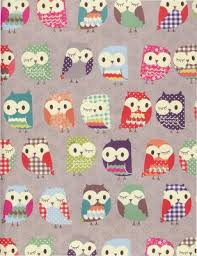 pretty wrapping paper live oaks hoot hoot wrapping paper birds birds