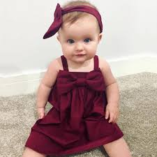robe mariage fille 2017 summer trolls dress robe mariage fille solid colour bow