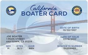 california boater card ca dbw approved course boat ed