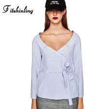 wrap shirts blouses get cheap wrap shirts blouses aliexpress com alibaba