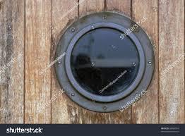 porthole wooden door on ship stock photo 38400934 shutterstock