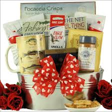 valentines day gift baskets s day gift basket fishing