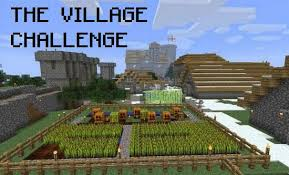 Challenge Minecraft The Challenge Minecraft