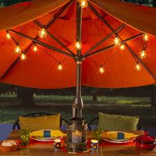 Outdoor String Lights Vintage by Vintage Lighting Indoor Outdoor Globe Bulb String Lights