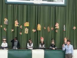 st brigid school s thanksgiving prayer service west hartford