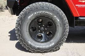 33 12 50 R20 All Terrain Best Customer Choice Bfgoodrich All Terrain Ko2 Review