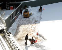 pulling back the target field snow must winter is going