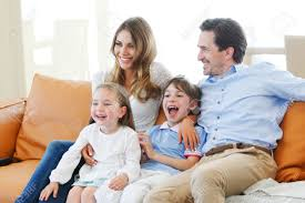 happy family home images stock pictures royalty free happy