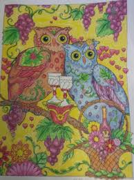 8 Best Owl Coloring Book Images On Pinterest Coloring Books Owl Coloring Ideas