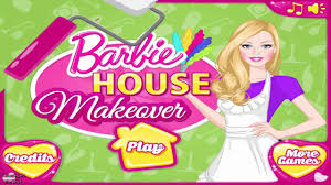 barbie games decorate barbies bedroom game barbie house