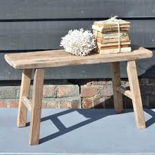 Garden Wooden Bench Diy by Rustic Outdoor Bench Benches Rustic Wood Bench Diy Rustic Outdoor