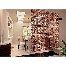 Diy Hanging Room Divider Hl Diy Hanging Room Divider Screen 12 Pcs Panel Within