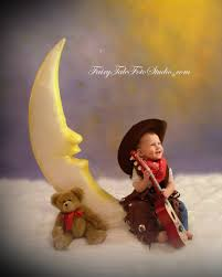 halloween city bountiful ut baby cowboy playing guitar on the moon man in the moon costume