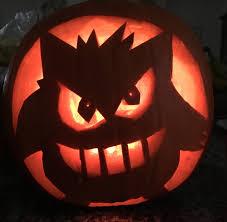 file gengar pumpkin 30421156950 jpg wikimedia commons
