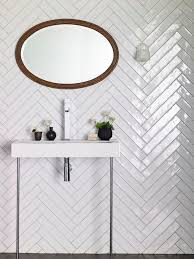 Wall Tiles Bathroom Best 25 Chevron Tile Ideas On Pinterest Grey And Gray