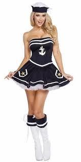 1950 Halloween Costume Navy U0026 Sailor Halloween Costumes