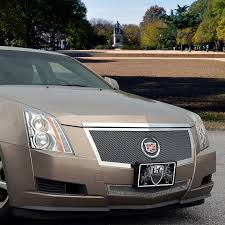 2011 cadillac cts grille e g classics 2008 2011 cadillac cts grille 2pc black mesh