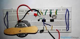 exhaust fan circuit diagram