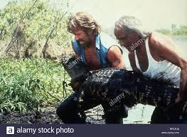 Richard Norris by Chuck Norris U0026 Richard Lynch With Alligator Invasion U S A 1985